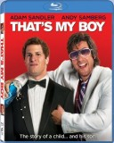 That's My Boy Blu-ray Disc cover art -- click to buy from Amazon.com