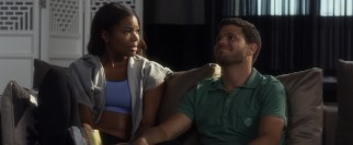 Kristen (Gabrielle Union) tries to plant some ambition and maturity in her feet-dragging boyfriend (Jerry Ferrara).