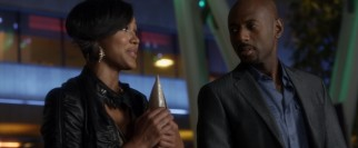 Mya (Meagan Good) tries to keep her relationship with reputed player Zeke (Romany Malco) chaste for 90 days.