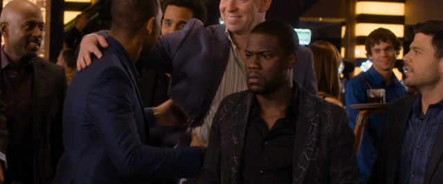 Cedric (Kevin Hart) has an idea about how to make back the money he's unwittingly spent.