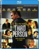 Third Person Blu-ray cover art -- click to buy from Amazon.com