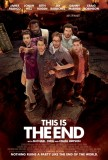 This Is the End (2013) movie poster