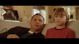 Tuck (Tom Hardy) questions his son Joe's (John Paul Ruttan) violent video game choice in this deleted scene.