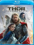 Thor: The Dark World Blu-ray cover art -- click to buy from Amazon.com