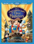 Click to read our Mickey, Donald, Goofy: The Three Musketeers Blu-ray + DVD + Digital HD Digital Copy combo pack review.