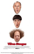 The Three Stooges (2012) movie poster