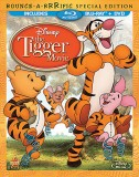 The Tigger Movie: Bounce-a-rrrific Special Edition Blu-ray + DVD cover art -- click to buy from Amazon.com