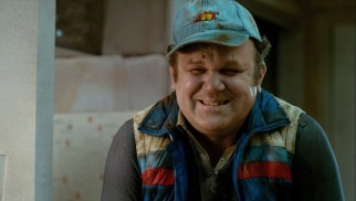 John C. Reilly is one of the film's highlights as the sickly Taquito, who still wears the filthy old clothes in which he became a lost child.