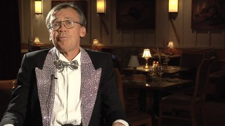 "The incomparable James Quall offers impressions and insights in his sequined blazer interview for ""Good Evening, S'wallow Valley: Hollywood Edition."""