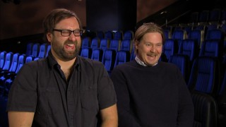 Leave it to Tim and Eric to be sarcastic and ironically giggly in their promotional interview.