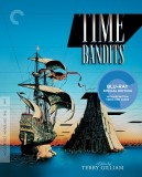 Time Bandits: The Criterion Collection Blu-ray Disc cover art -- click to buy from Amazon.com