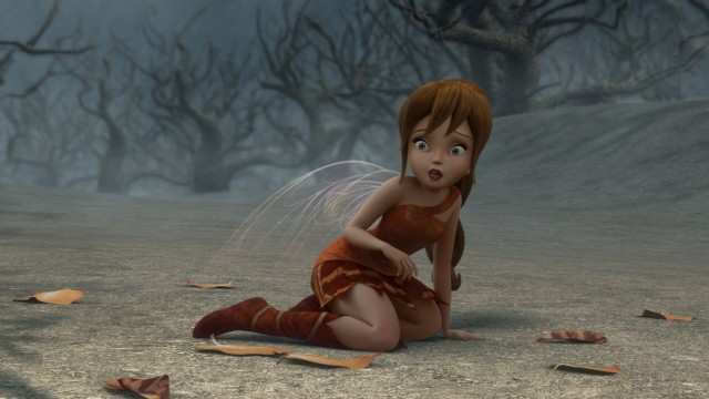 "Fawn can't resist following her heart once more in ""Tinker Bell and the Legend of the NeverBeast."""