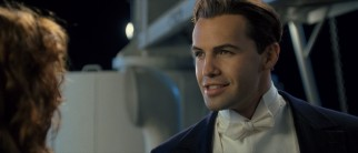"Rose's fiancé Caledon ""Cal"" Hockley (a bewigged Billy Zane) is a pompous ass."