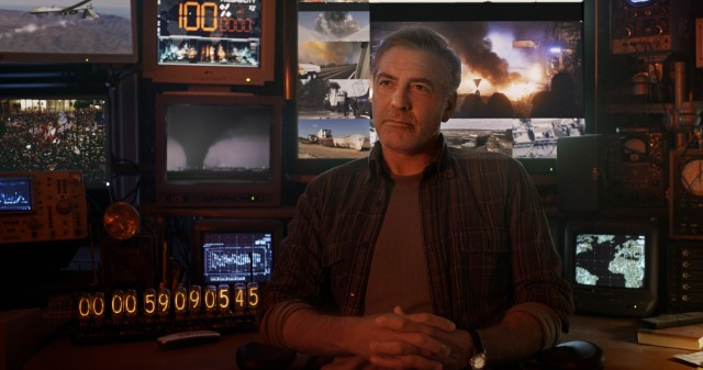 George Clooney plays John Francis Walker, an inventor grappling with the fact that the planet seems headed for extinction.