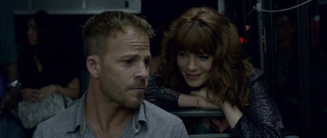 Charlie Rankin (Stephen Dorff) finds a love interest (Michelle Monaghan) on a city bus. Who among us can't relate to that?!