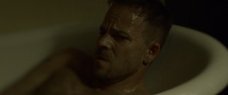 Can't a troubled ex-con (Stephen Dorff) enjoy a soak in the bathtub of a seedy room above a bar without being bothered by neighbor noise?!