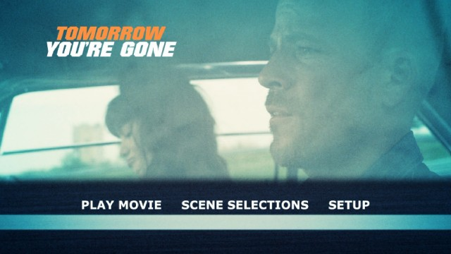 "Apparently any bonus features for ""Tomorrow You're Gone"" are gone today."