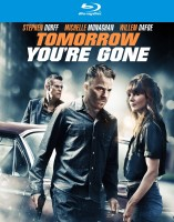 Tomorrow You're Gone Blu-ray cover art -- click to buy from Amazon.com