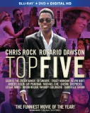 Top Five (Blu-ray + DVD + Digital HD) - March 17