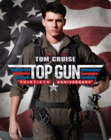 Top Gun: Thirtieth Anniversary Blu-ray + DVD + Digital Copy cover art - click to buy from Amazon.com