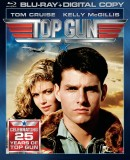 Top Gun: Blu-ray + Digital Copy cover art - click to buy from Amazon.com