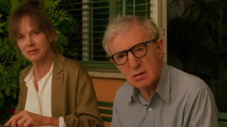 Woody Allen steps back in front of the camera to play a retired New York record manager who, to the annoyance of his wife (Judy Davis), insists he's heard a great new voice.