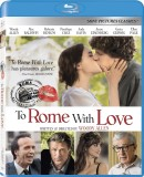 To Rome with Love Blu-ray Disc cover art -- click to buy from Amazon.com