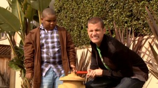 "Latarian Milton still thinks ""it's fun to do bad things"" as he and Tosh try to be hood rats."