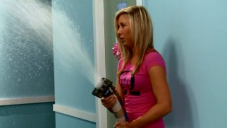 Sorority girl Elyse Downs finally realizes her dream of making it snow in her Web Redemption.