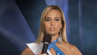 Miss Teen South Carolina Caitlin Upton gets a chance to prove to U.S. Americans and South Africans that she isn't an idiot, such as.