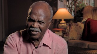 E.R. Braithwaite, author of the book and the real-life Mr. Thackeray, shares his true story in a commentary and this 2011 interview.