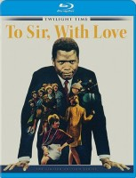 To Sir, with Love: The Limited Edition Series Blu-ray cover art -- click to buy from Amazon.com Marketplace