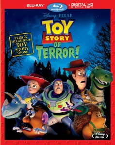 Toy Story of Terror! Blu-ray + Digital HD Digital Copy cover art -- click to buy from Amazon.com
