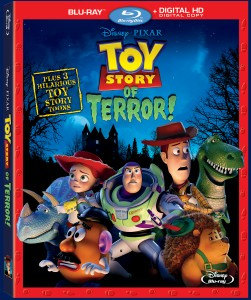 Toy Story of Terror! Blu-ray and DVD Press Release ...