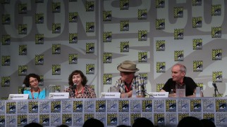 "The cast and crew of ""Toy Story That Time Forgot"" tease the special at the 2014 Comic-Con."