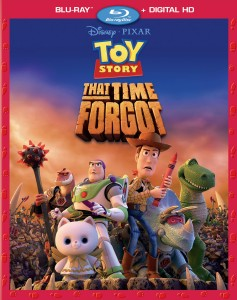 Toy Story That TIme Forgot Blu-ray + Digital HD cover art -- click to buy from Amazon.com