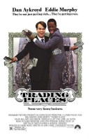 Trading Places (1983) movie poster
