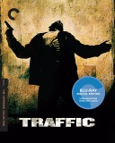 Traffic: The Criterion Collection Blu-ray cover art -- click to buy from Amazon.com