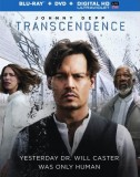Transcendence Blu-ray + DVD + Digital HD UltraViolet cover art -- click to buy from Amazon.com