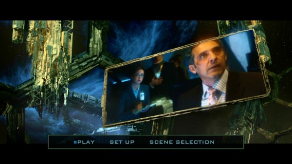 "On Blu-ray and DVD alike, ""Transformers: Dark of the Moon"" goes without a bonus features menu for now, to John Turturro's concern."