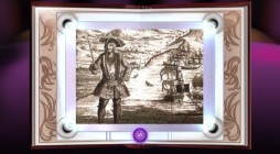 DisneyPedia reveals the life of a pirate with vintage art and movie clips.