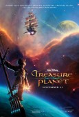 Treasure Planet (2002) movie poster
