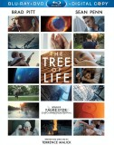 The Tree of Life: Blu-ray + DVD + Digital Copy combo pack cover art - click to buy from Amazon.com