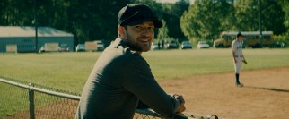 "Justin Timberlake plays Johnny ""The Flame"" Flanagan, a pitcher turned easygoing scout with sportscaster aspirations."