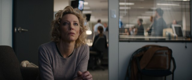 "The docudrama ""Truth"" stars Cate Blanchett as ""60 Minutes II"" segment producer Mary Mapes, whose report on President George W. Bush's time in the National Guard sparked controversy and disgrace."
