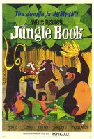 The Jungle Book (1967) movie poster - click to buy