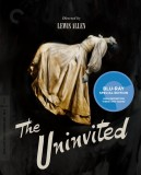 The Uninvited (1944): The Criterion Collection Blu-ray Disc cover art -- click to buy from Amazon.com