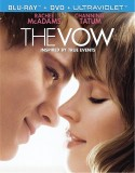 The Vow: Blu-ray + DVD + UltraViolet combo pack cover art -- click to buy from Amazon.com