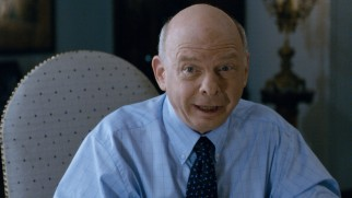 ...vampire hunter Dr. Van Helsing (Wallace Shawn), who is suspicious of his son's new girlfriend.