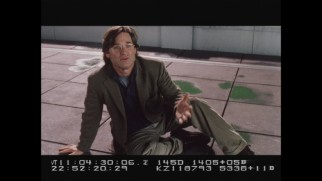Kurt Russell's world comes crashing down in this protracted single take of a climactic rooftop scene.